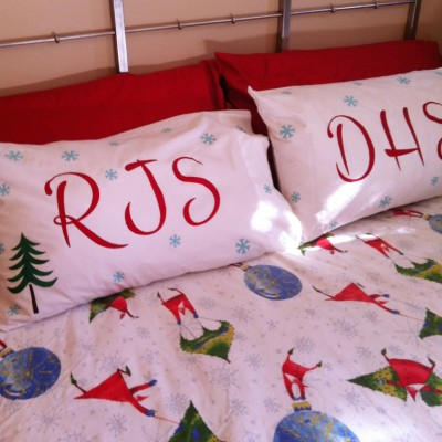 DIY Pillowcases