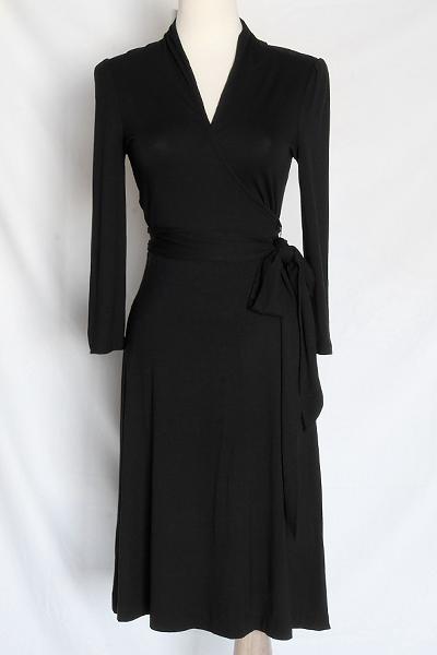 BR Wrap Dress 2