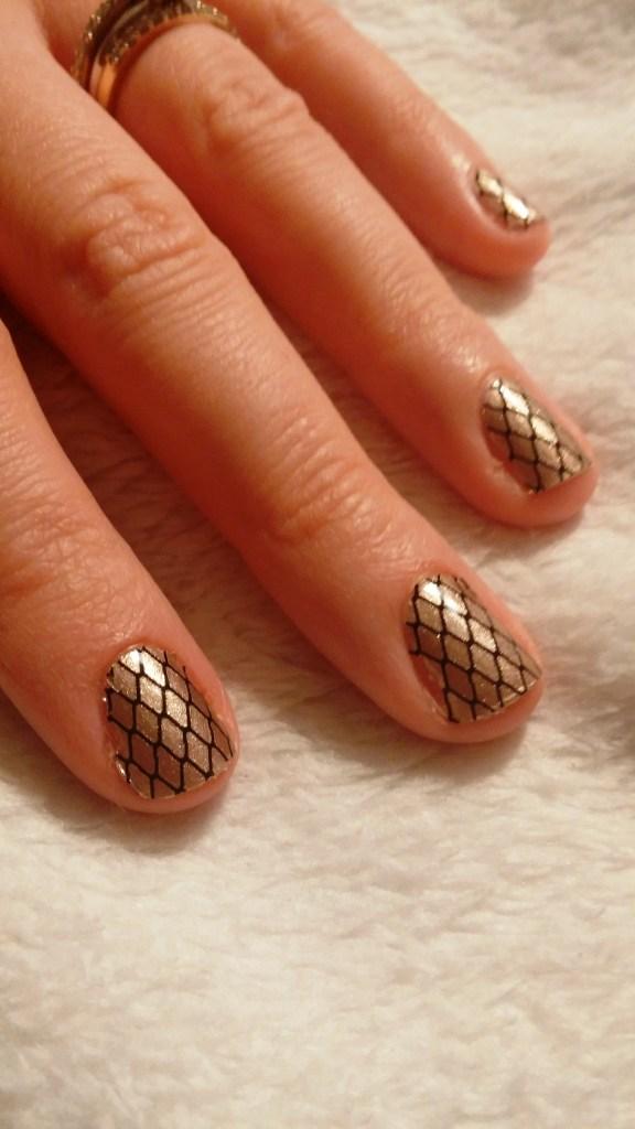 DIY Manicure 5 - Torie and Tristan