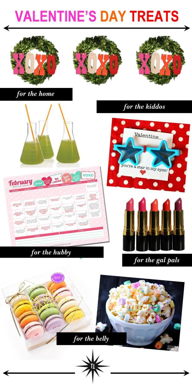 Valentines Day Treats - torieandtristan