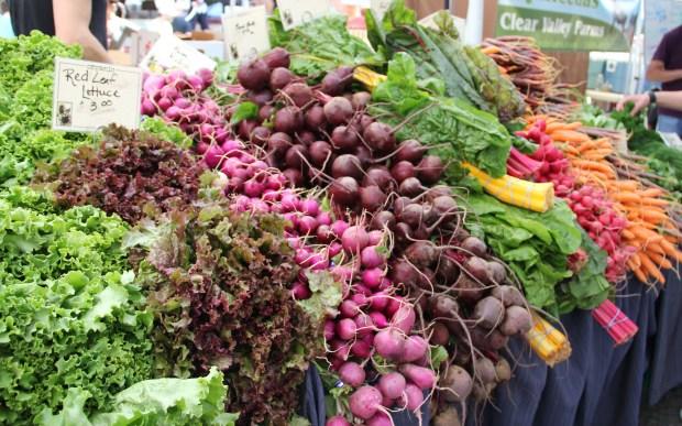 Ballard Farmer's Market 2
