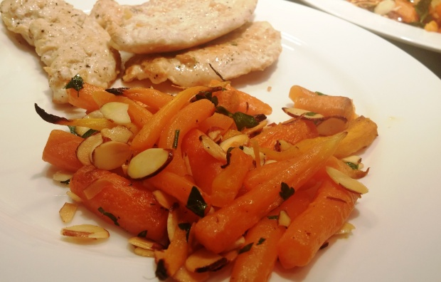 Roasted Carrots on Torie and Tristan (1)