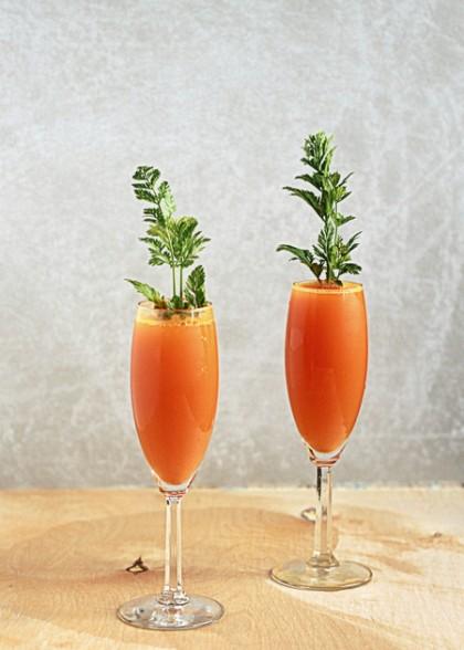 Carrot Mimosa