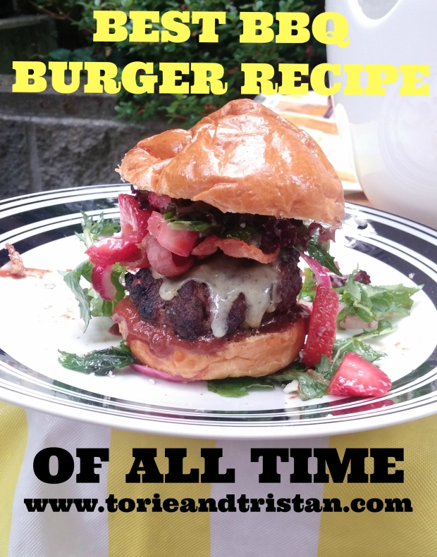 Best BBQ Burger Recipe