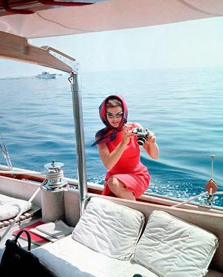 5. jackie kennedy sailing habituallychic