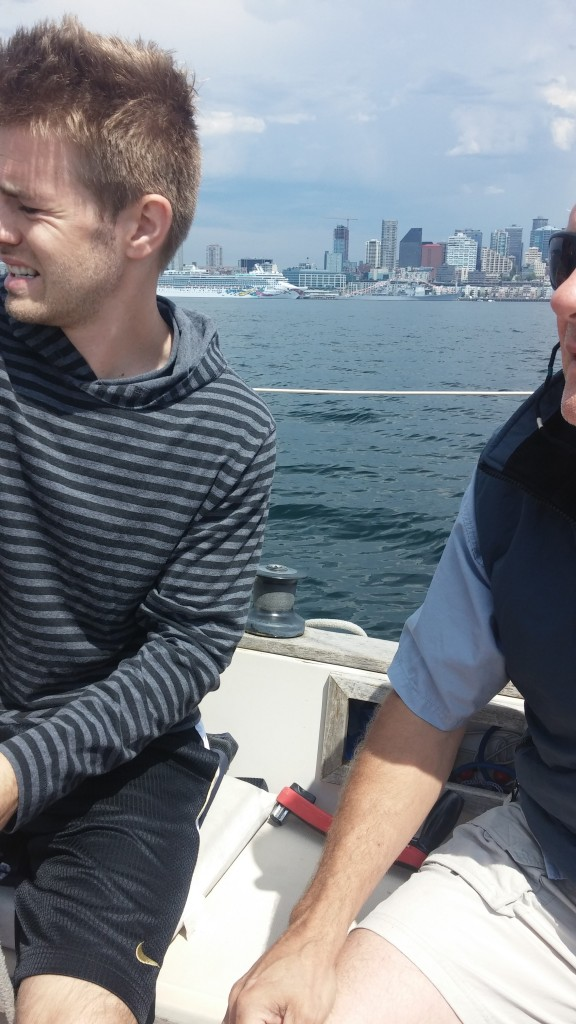 Torie and Tristan at Sea (10)