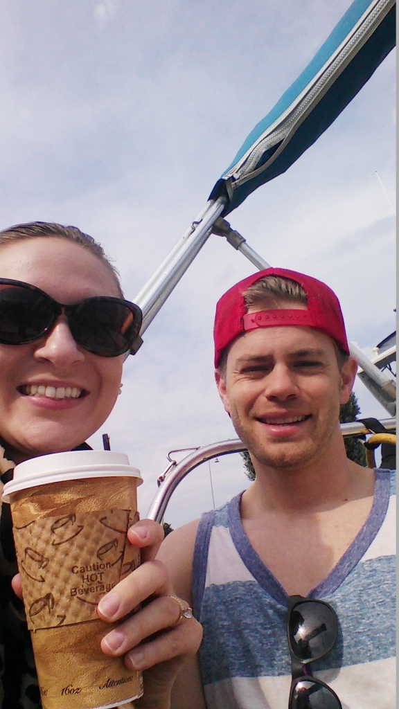 Torie and Tristan at Sea (2)