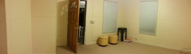 Wide Angle Door