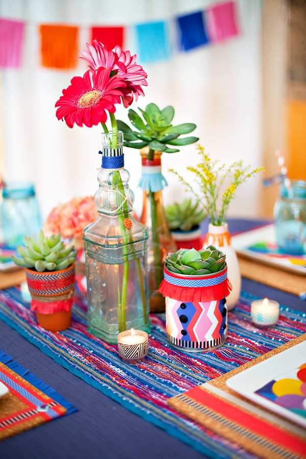fiesta-succulent-centerpieces